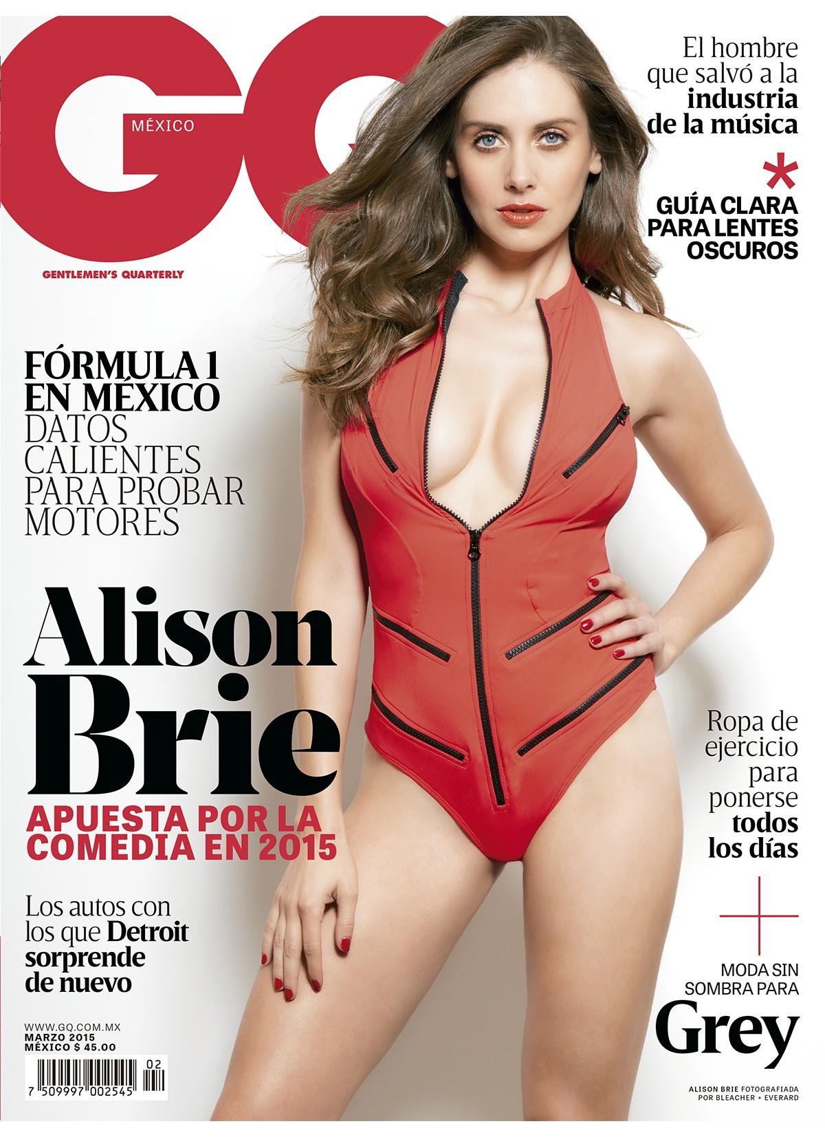 Alison Brie fotos desnuda 3