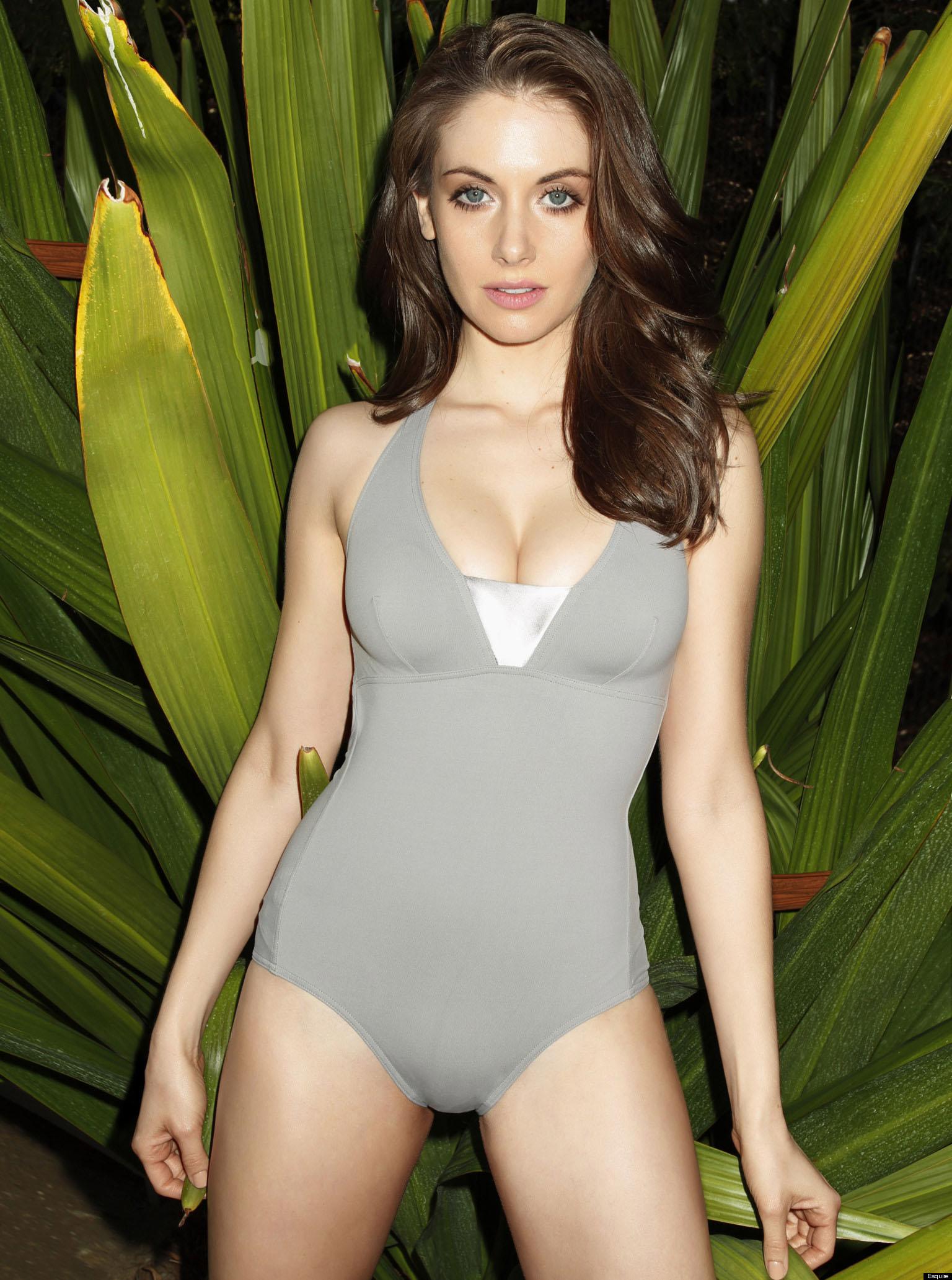 Alison Brie fotos filtradas desnuda 3