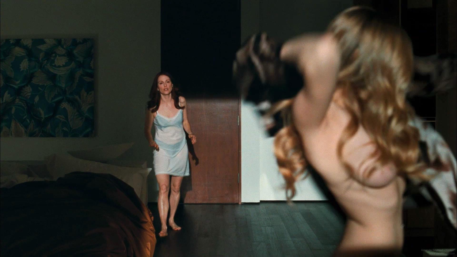 Amanda Seyfried desnuda follando
