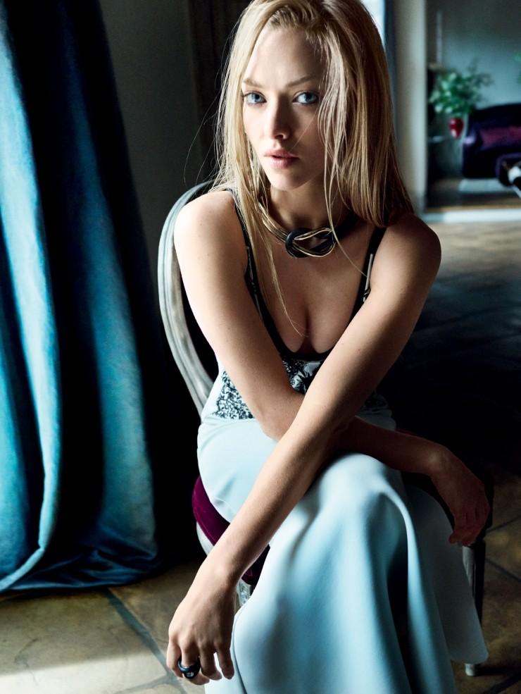 Amanda Seyfried desnuda video 5