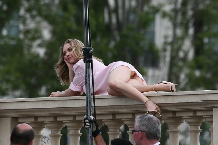 Amanda Seyfried pillada desnuda 5