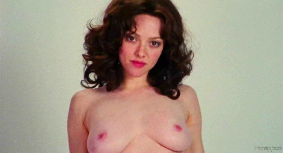 Amanda Seyfried sin ropa