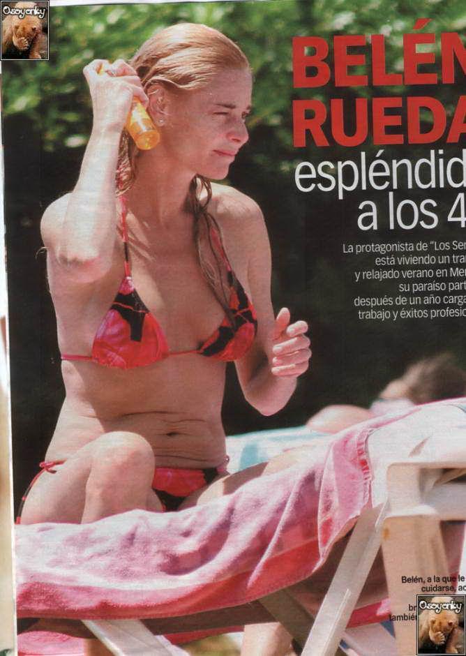 Belen Rueda sin censuras