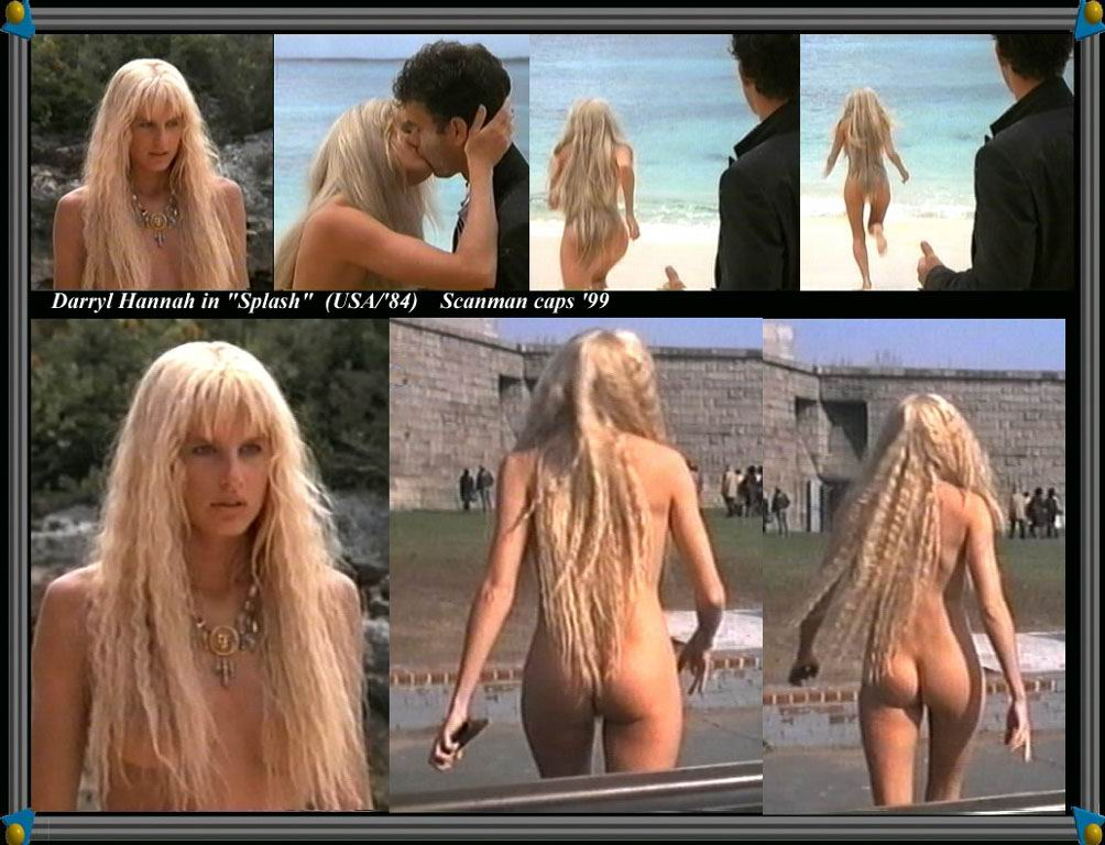 Daryl Hannah fotos desnuda hackeadas