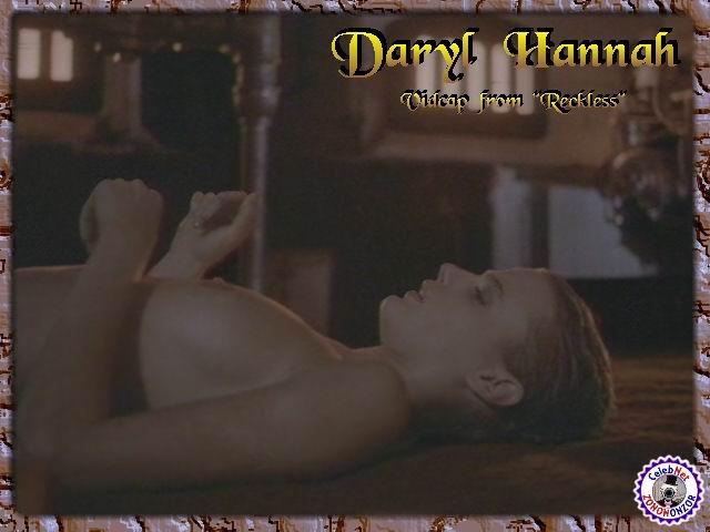 Daryl Hannah fotos filtradas de 1