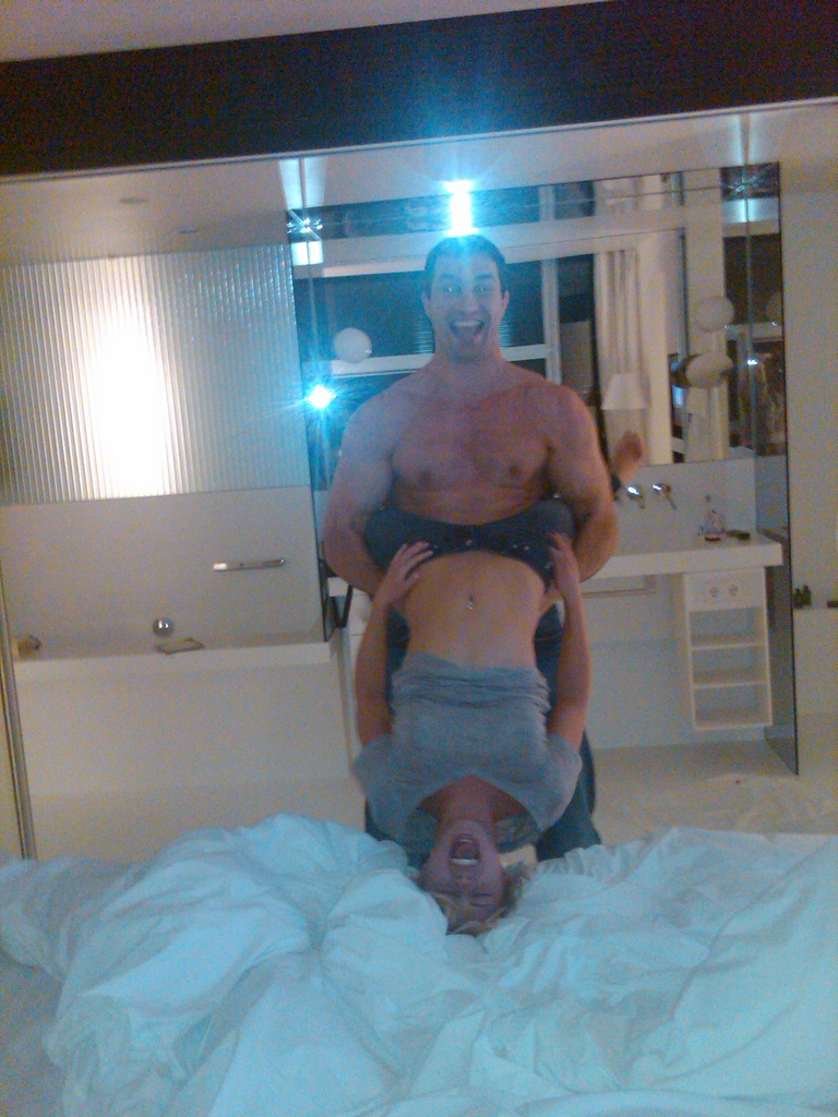 Hayden Panettiere desnuda coño
