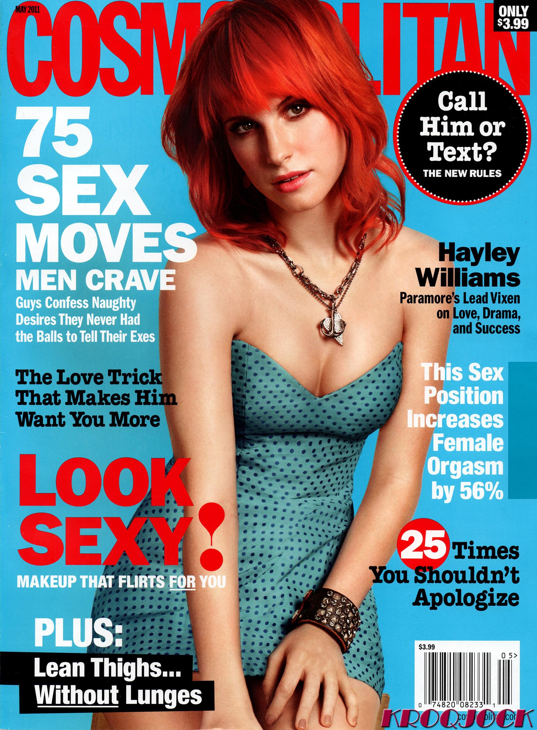 Hayley Williams sexo