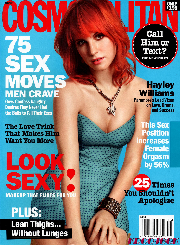 Hayley Williams sexo