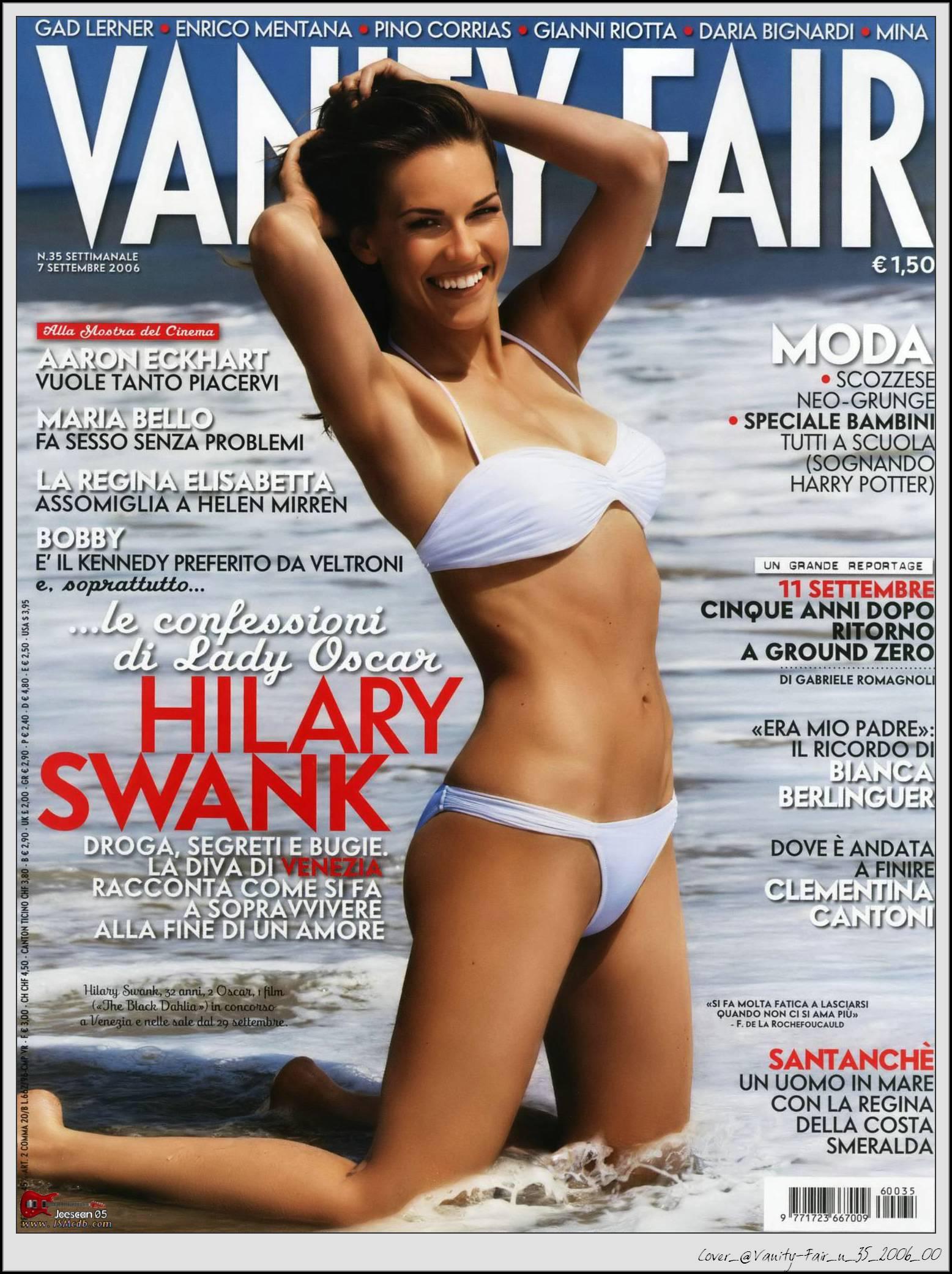 Hilary Swank coño 1