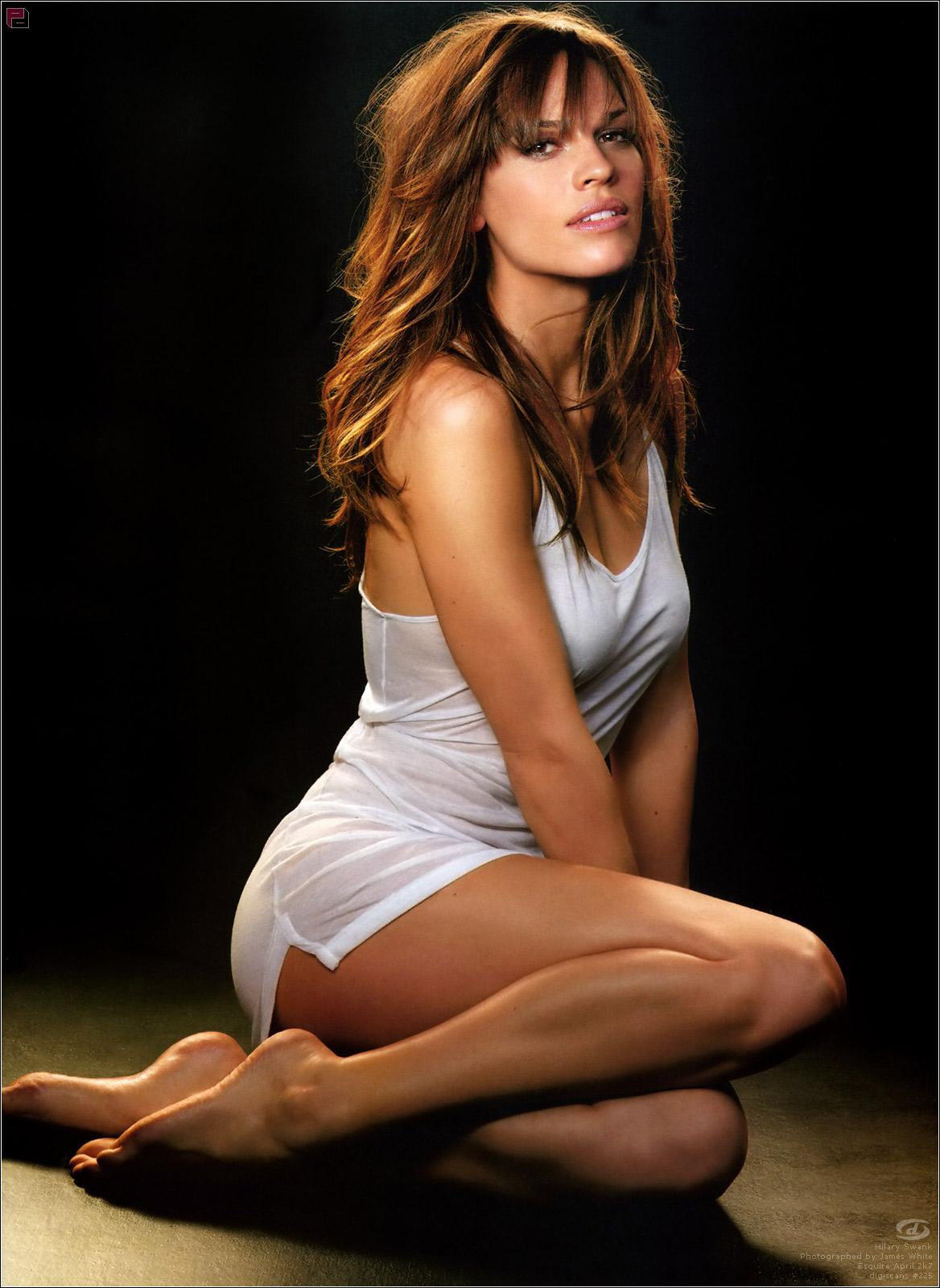 Hilary Swank fotos desnuda