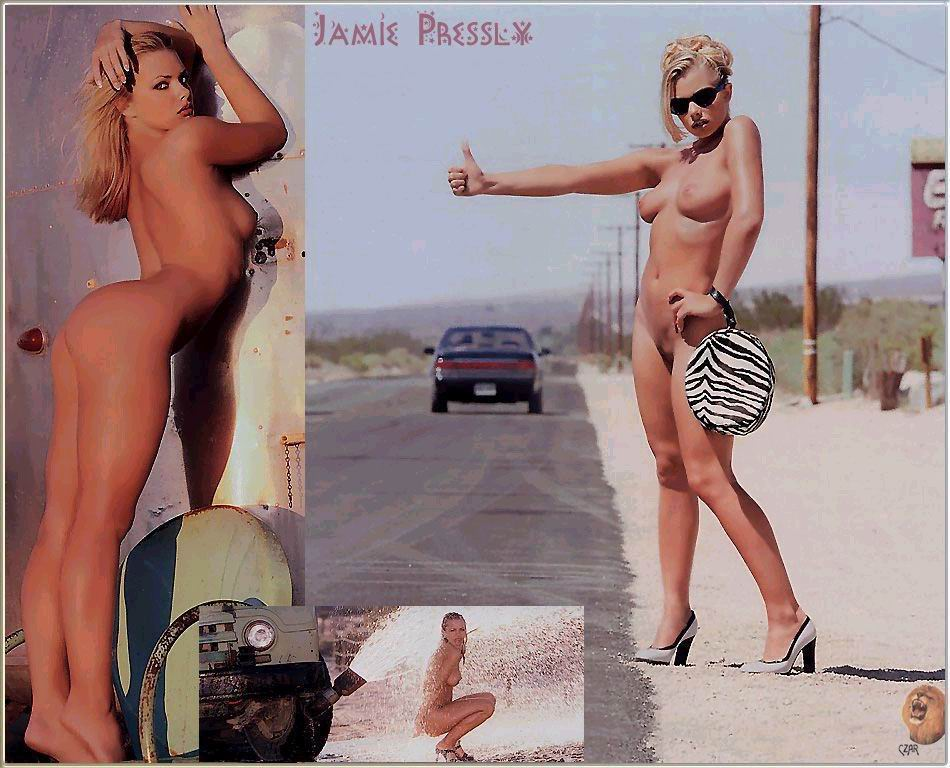 Jaime Pressly desnuda follando