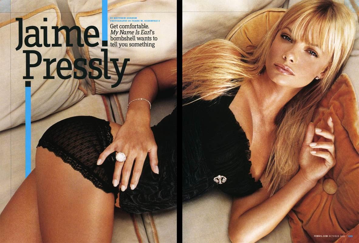 Jaime Pressly fotos filtradas desnuda