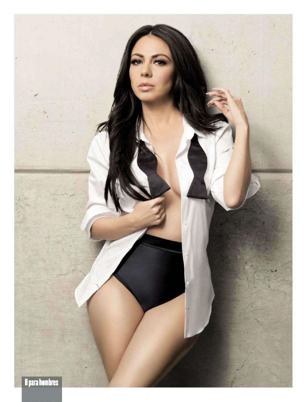 Jimena Sanchez desnuda coño