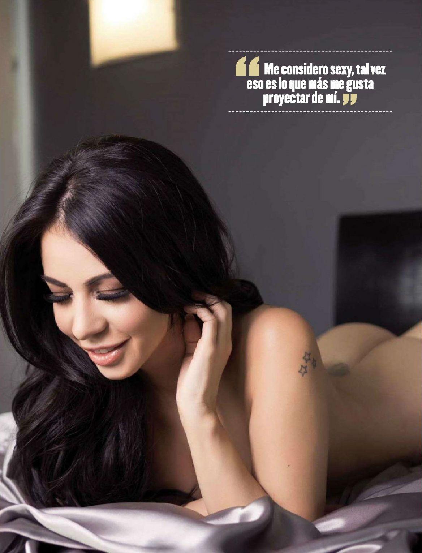 Jimena Sanchez desnuda