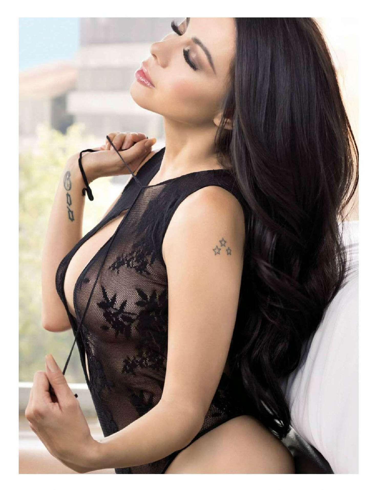 Jimena Sanchez pillada desnuda