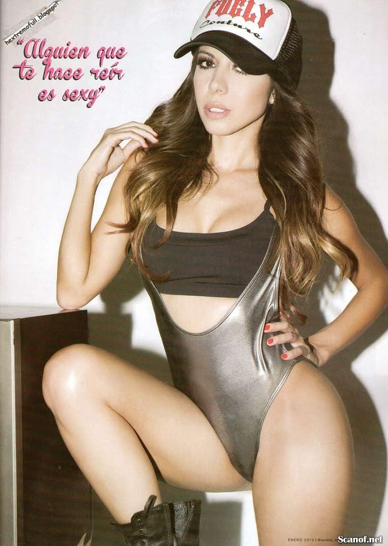 Jimena Sanchez sexo 1