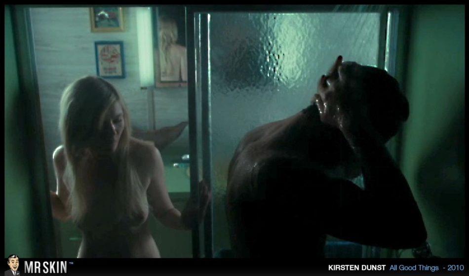 Kirsten Dunst desnuda video