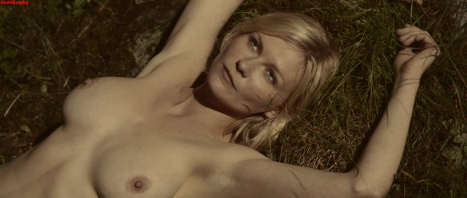 Kirsten Dunst sin censuras