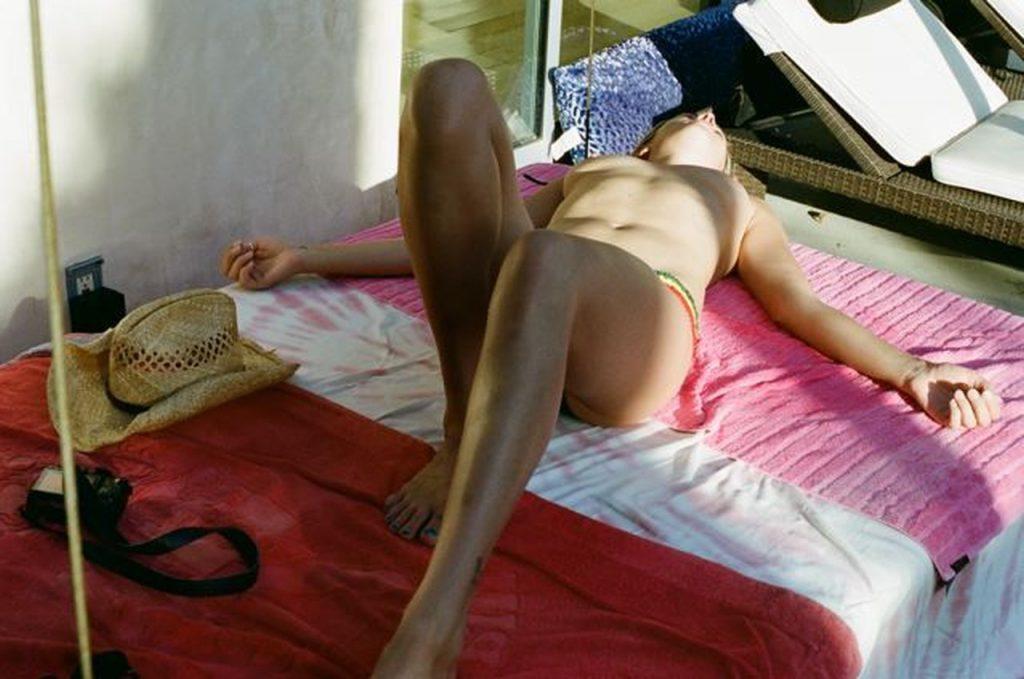Kristanna Loken coño