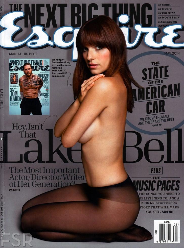 Lake Bell desnuda sin censura