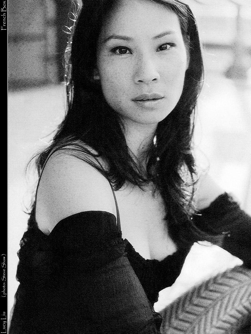 Lucy Liu fotos filtradas de