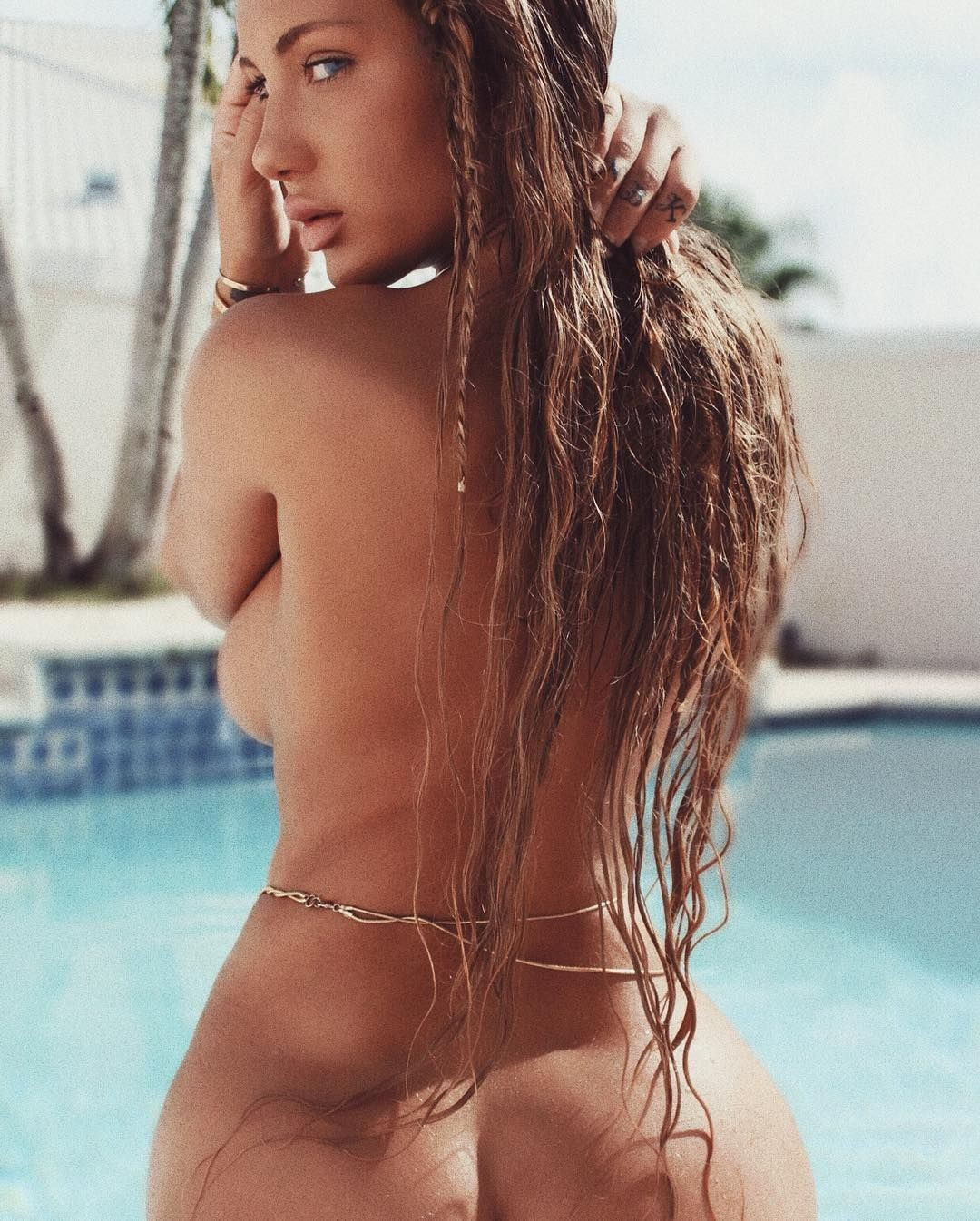 Niykee Heaton desnuda