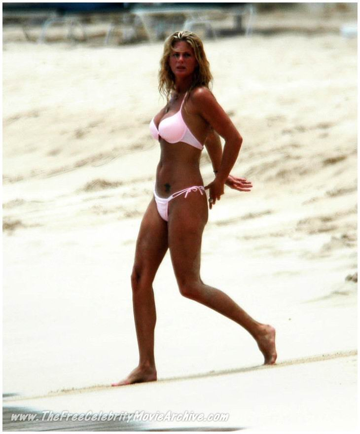 Rachel Hunter desnuda coño