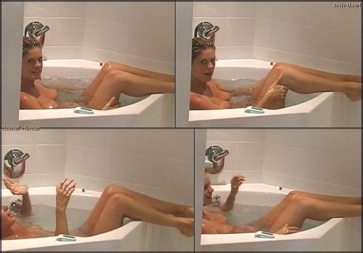 Rachel Hunter desnuda