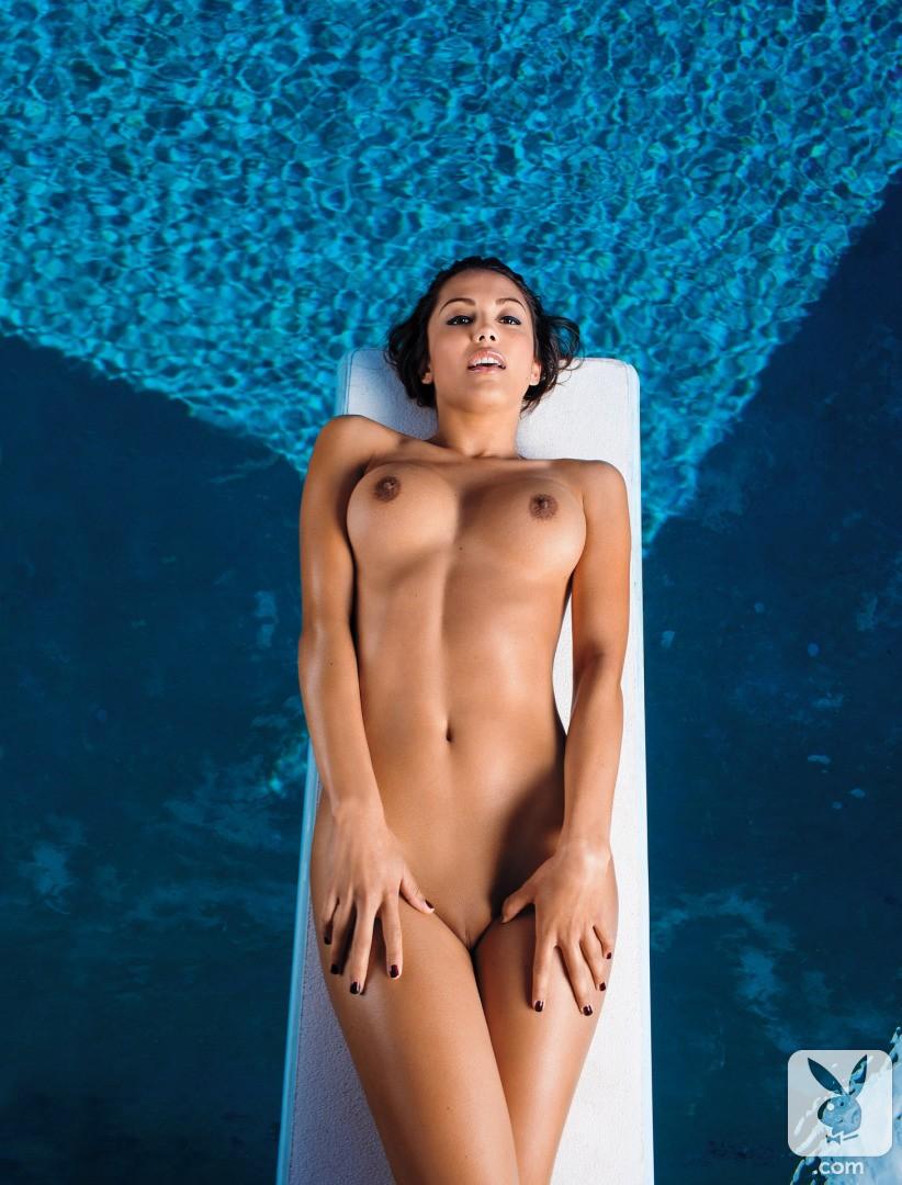 Raquel Pomplun desnuda coño 1