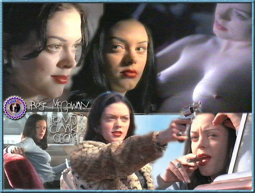 Rose McGowan gatita