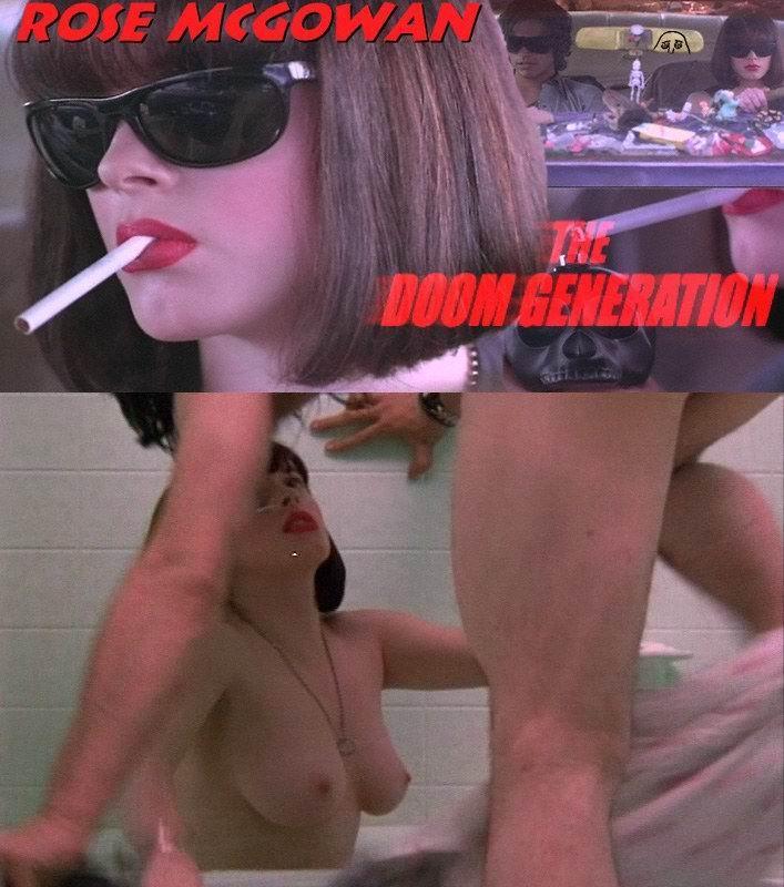 Rose McGowan porn