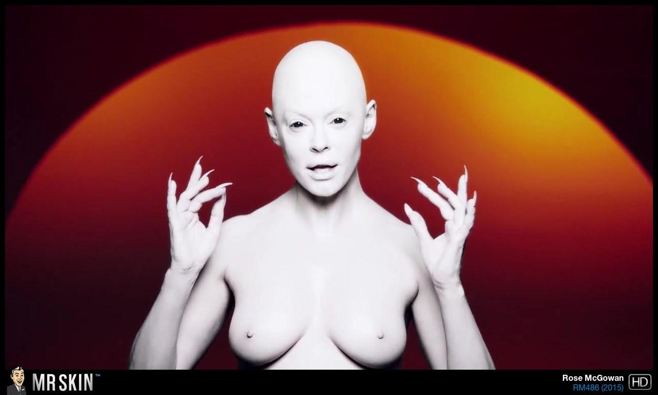 Rose McGowan xxx
