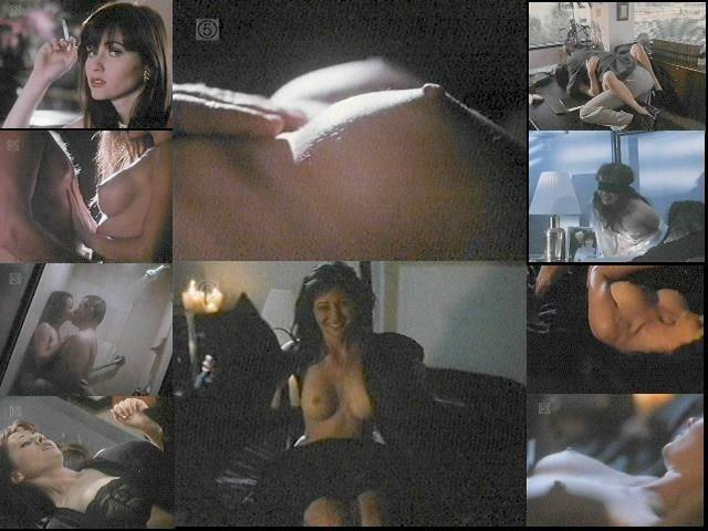 Shannen Doherty desnuda video