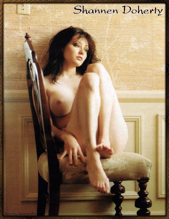 Shannen Doherty fotos filtradas desnuda 1