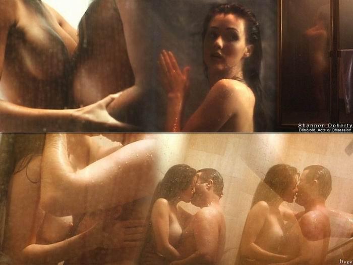 Shannen Doherty sexo