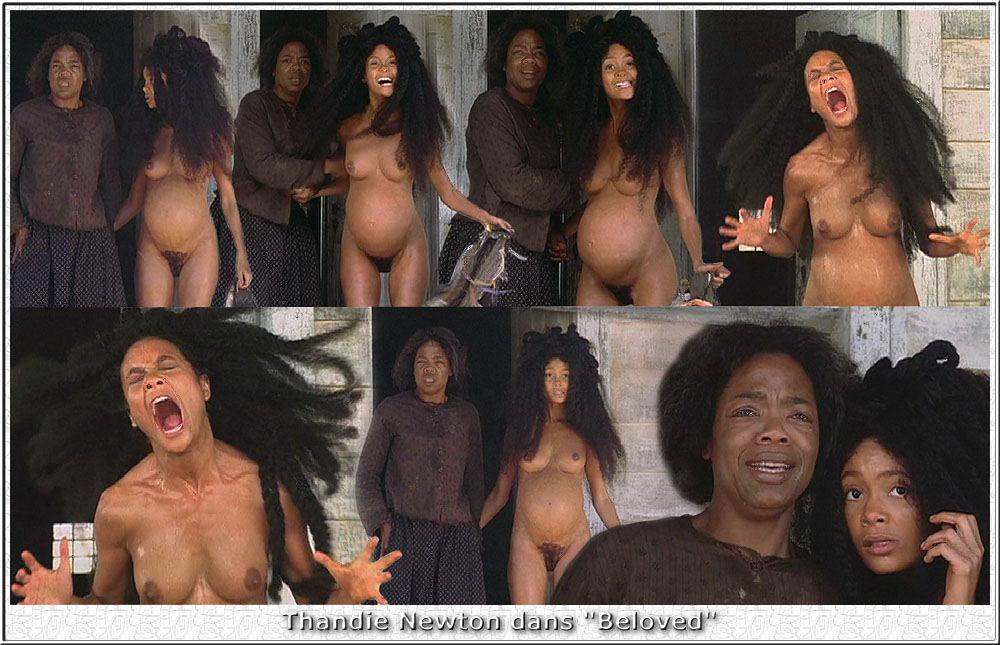 Thandie Newton coño