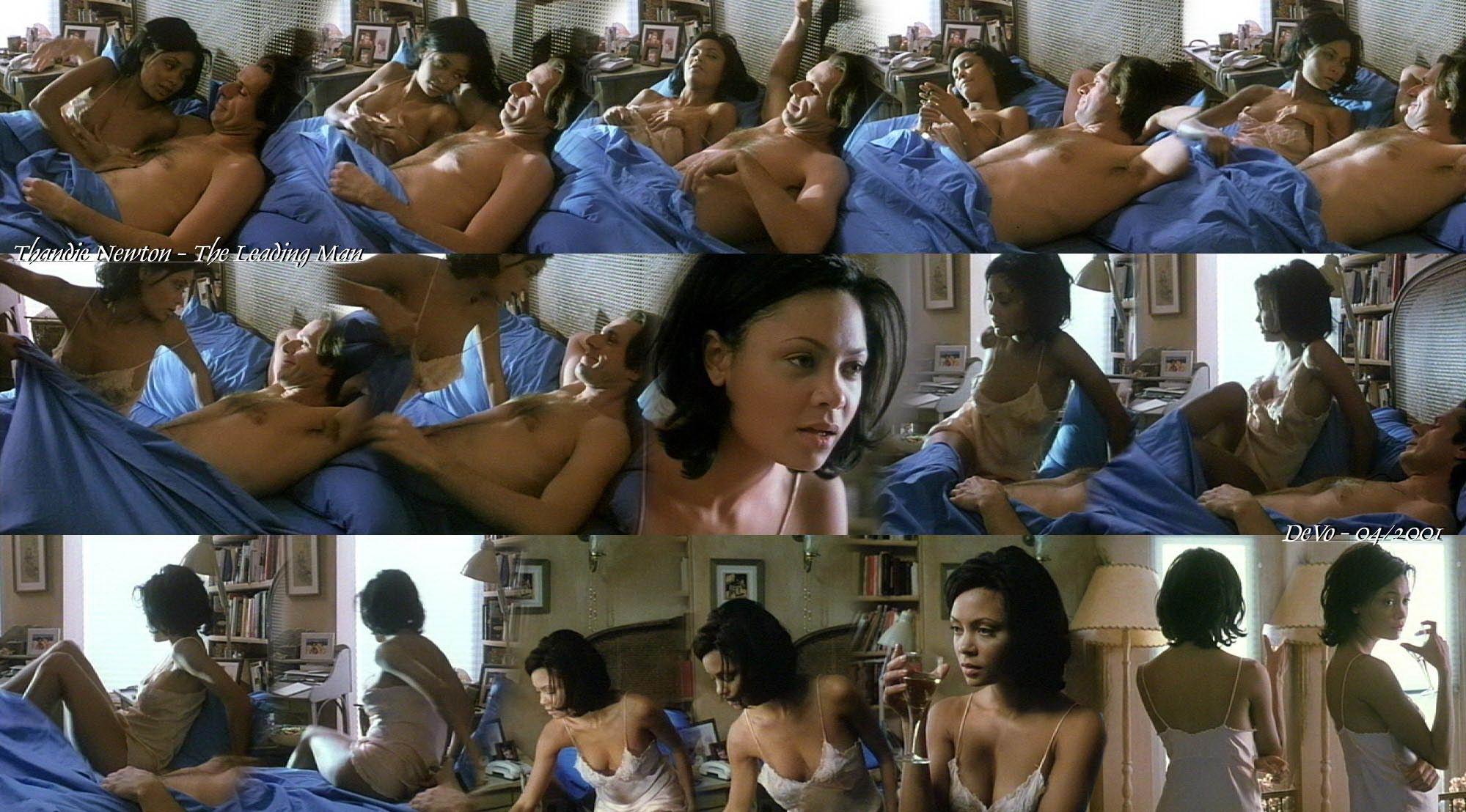 Thandie Newton desnuda coño