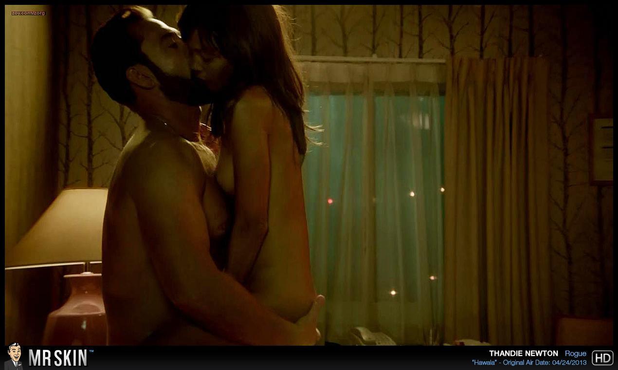 Thandie Newton desnuda porno 1