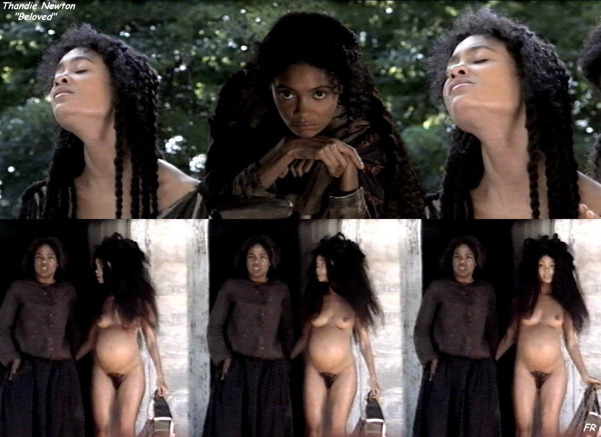 Thandie Newton desnuda video