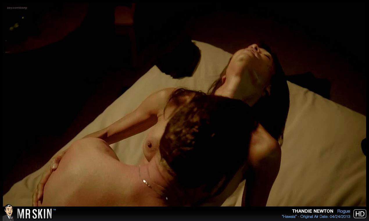 Thandie Newton fotos desnuda hackeadas