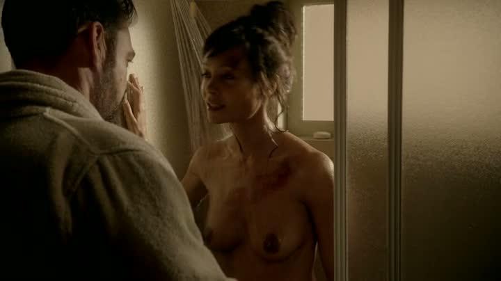 Thandie Newton pillada desnuda 1