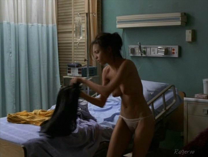 Thandie Newton sin censura