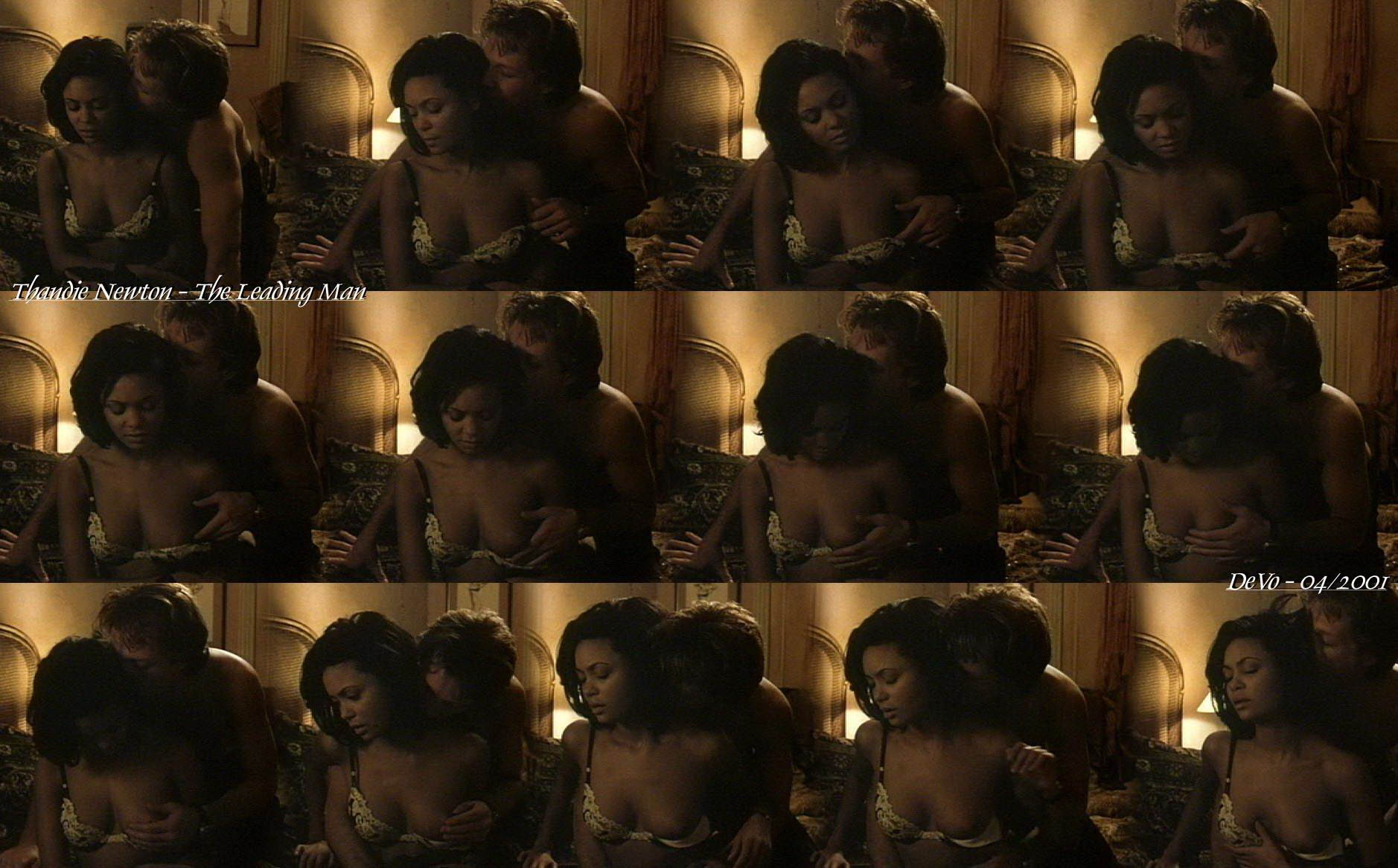 Thandie Newton videos desnuda