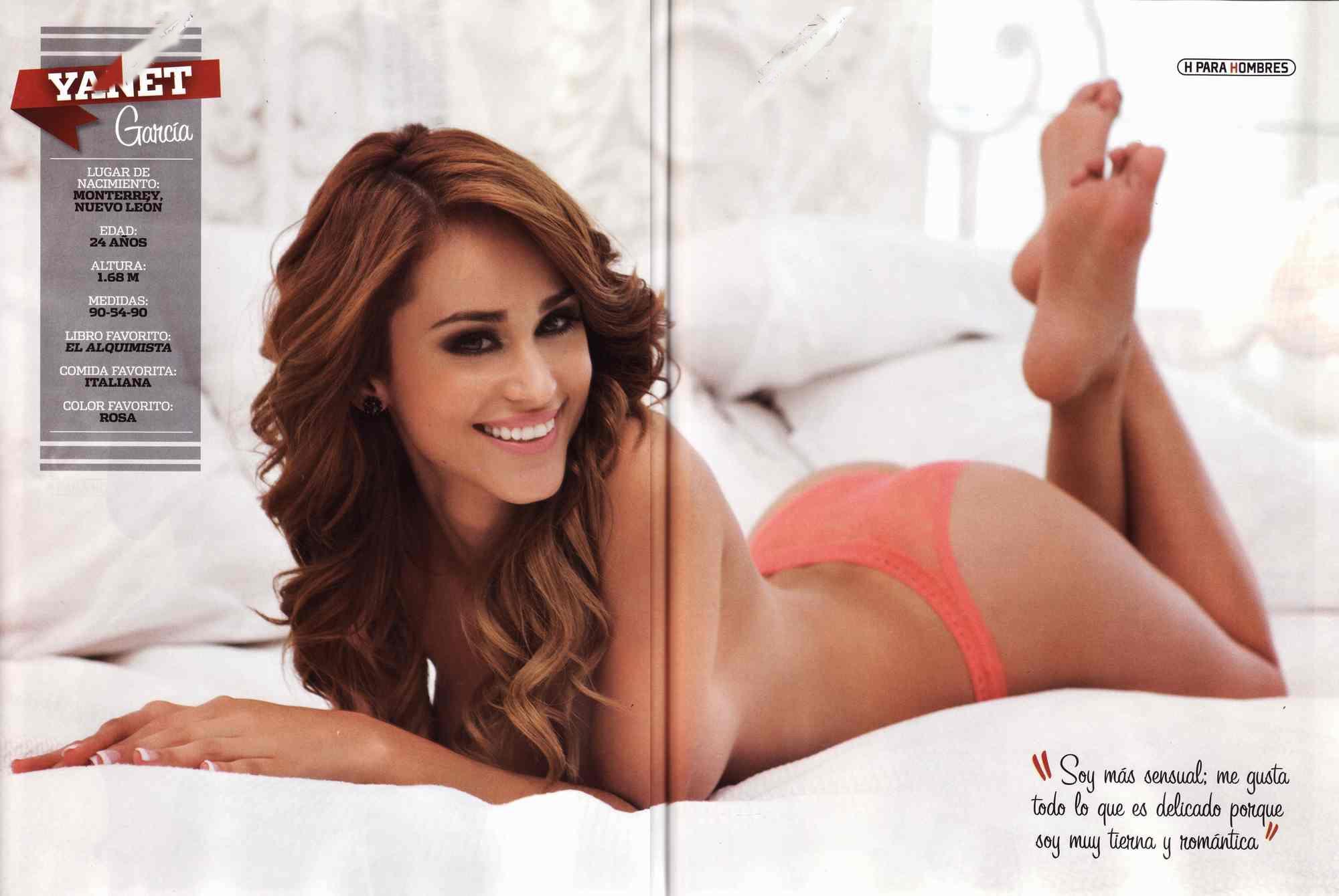 Yanet Garcia pillada desnuda 1