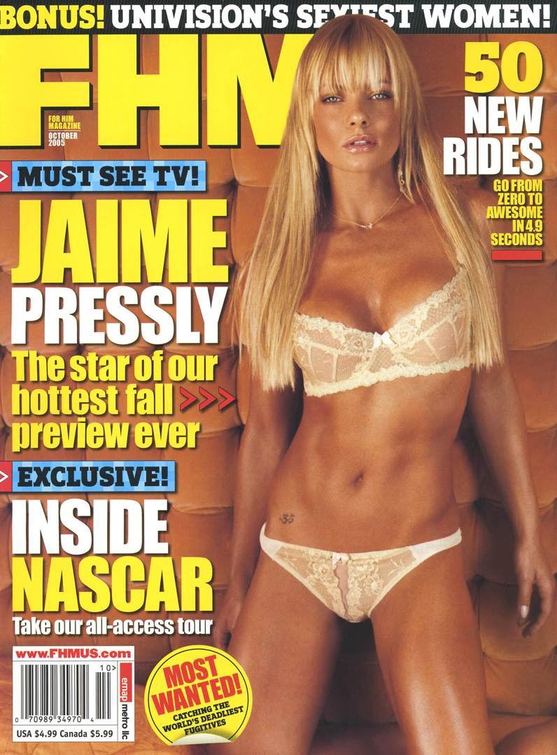 desnuda Jaime Pressly