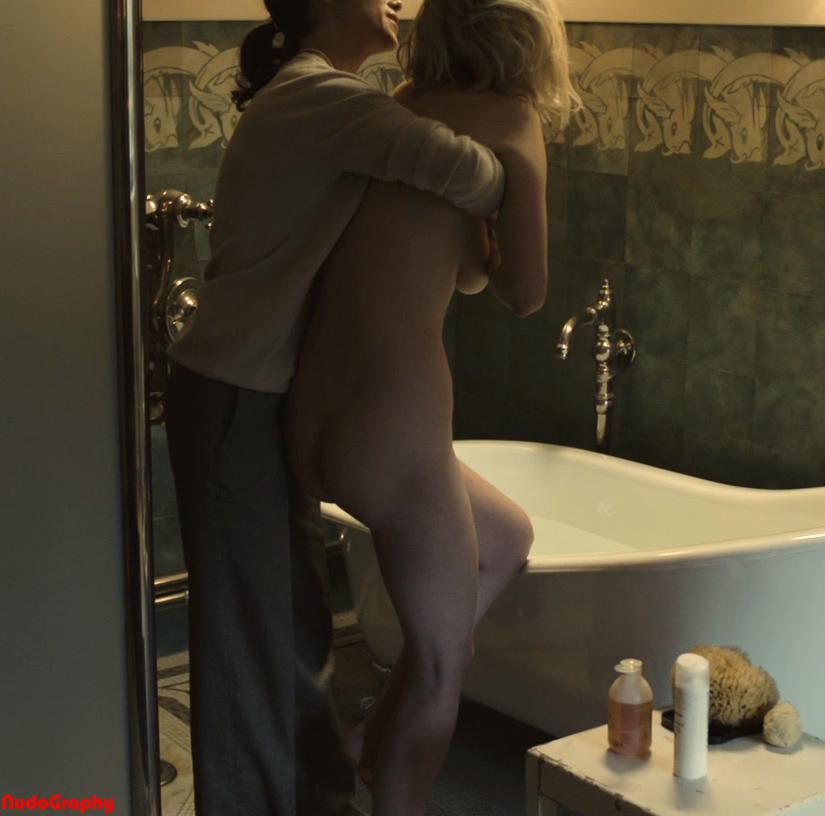 desnuda Kirsten Dunst
