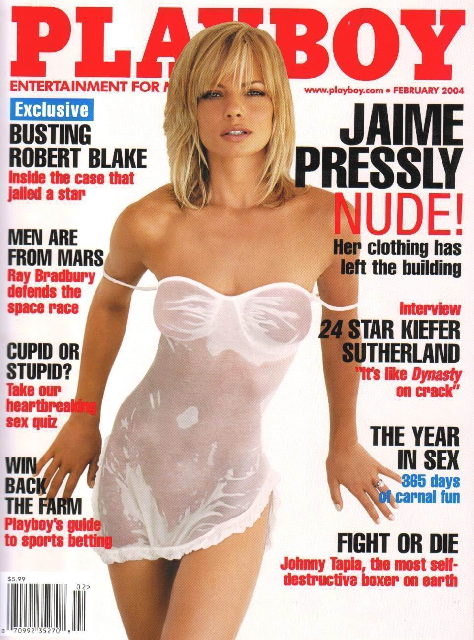 fotos Jaime Pressly desnuda 1