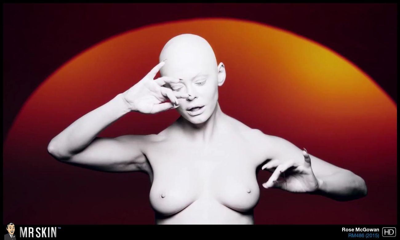 fotos Rose McGowan desnuda