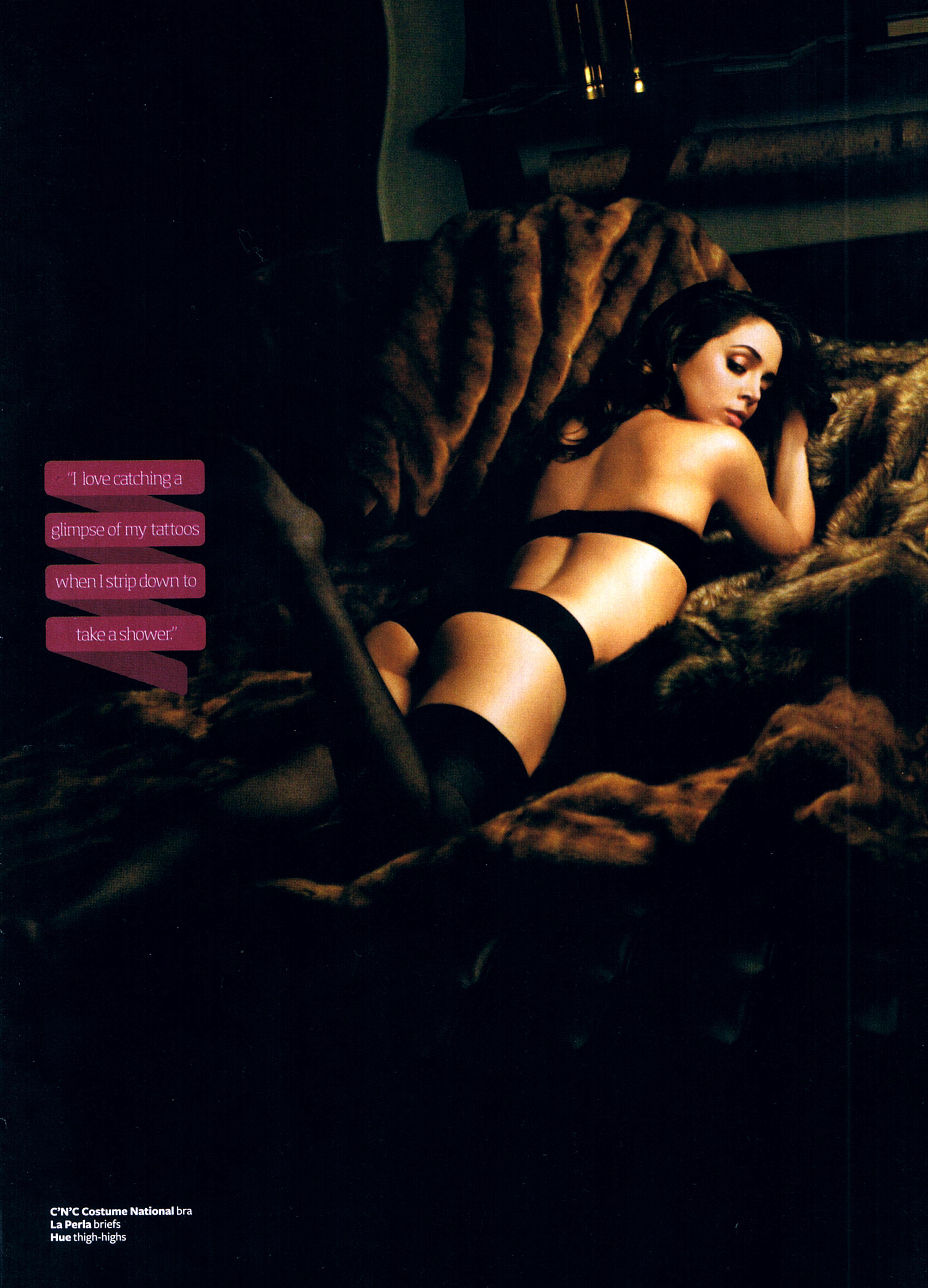 fotos de Eliza Dushku desnuda
