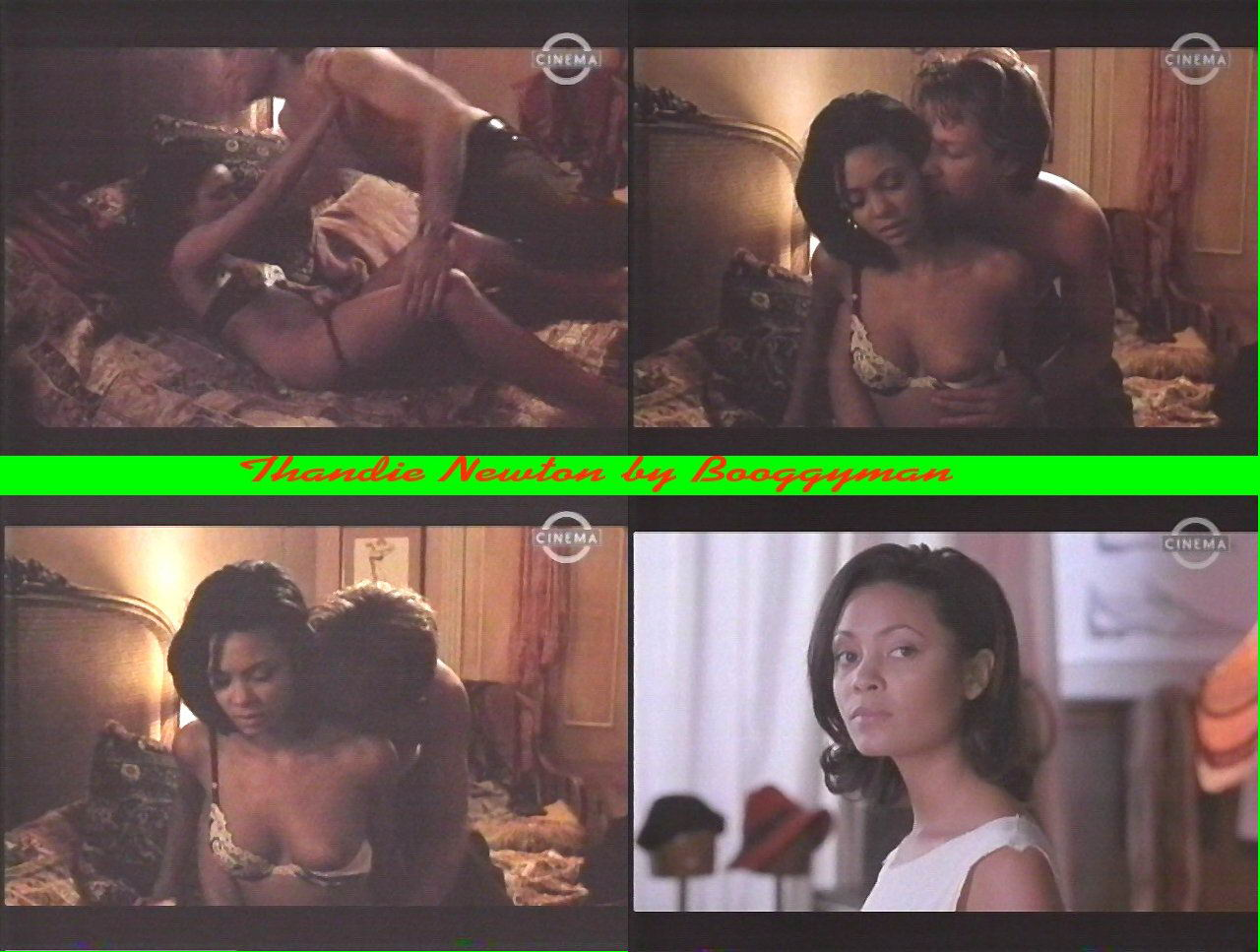 xxx videos de Thandie Newton xxx